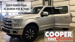 Ford F150 Jl Audio Fix  U0026 Twk