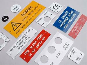 engraved traffolyte labels With engraved electrical panel labels