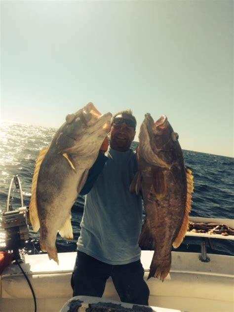 grouper charters hunting eye
