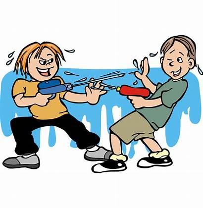 Bad Clipart Behavior Water Clip Fun Cliparts