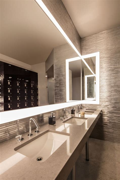 Commercial Bathroom Designs by 25 Best Ideas About Restroom Design On