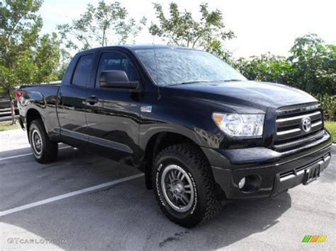 Toyota Rock by 2010 Black Toyota Tundra Trd Rock Warrior Cab 4x4