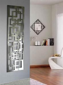 Design Garderobe Edelstahl : garderobe wandgarderobe design quadrat 140x40x2 cm ~ Michelbontemps.com Haus und Dekorationen
