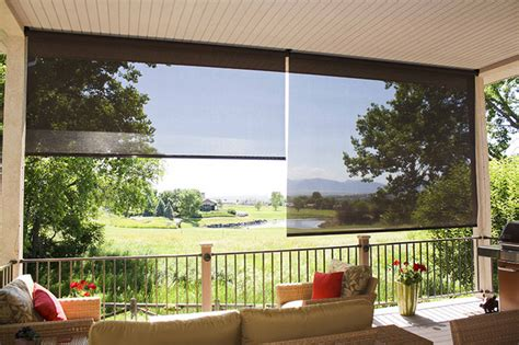 outdoor solar shades for patios exterior solar shades oasis series tropical patio