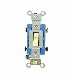 2 Pole 15 Amp Switch
