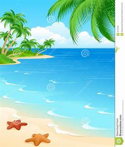 Beautiful beach clipart - Clipground