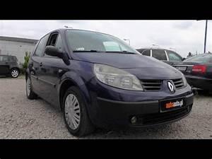 Renault Scenic 2005 : renault megane scenic 2005 1 9 silnik wn trze nadwozie d wi k wydechu youtube ~ Gottalentnigeria.com Avis de Voitures