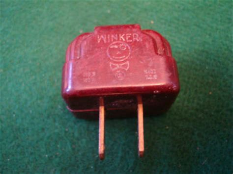 blinker for christmas lights vintage winker flasher bakelite