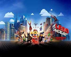 The Lego Movie - wallpaper.
