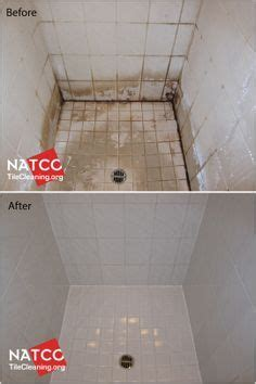 pin  tile shower cleaning tips