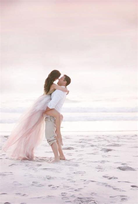 15 Dreamy Photos To Inspire Your Beach Wedding Or
