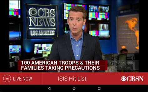 News Tv by Cbs News Apk Free News Magazines App For