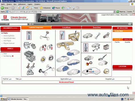 Peugeot 206 Wiring Diagram Software by Citroen Service Box