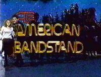 Laura osnes and corey cott star in 'bandstand,' a new broadway musical about a band composed of world war ii veterans trying to win a contest and make it big. American Bandstand - Logopedia, the logo and branding site