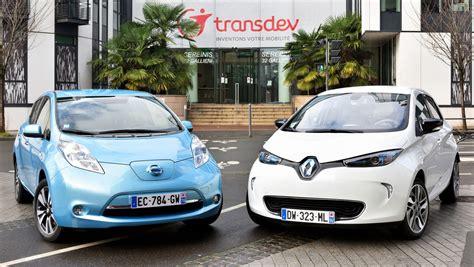 Renaultnissanmitsubishi Sold 540,623 Electric Vehicles