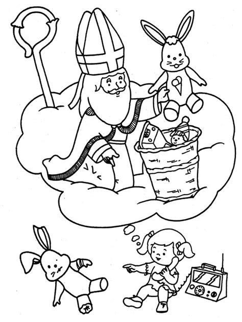 Kleurplaat Kasteel Sinterklaas by Sinterklaas Kleurplaat