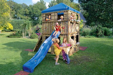 Spielplatz Für Den Garten by Sicherer Spielplatz Im Garten