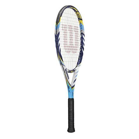 wilson juice  blx junior tennis racket sweatbandcom
