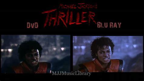 jackson thriller michael ray blu moonwalker movie tw