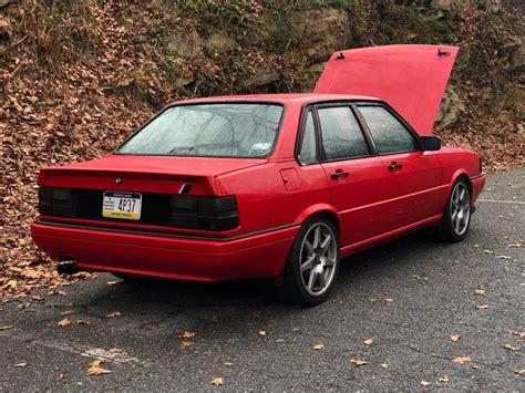 auto manual repair 1986 audi 4000s quattro electronic throttle control 1986 audi 4000 cs quattro 20v turbo swap deadclutch