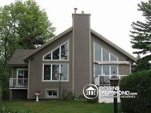 plan maison exterieur stunning plan rdc maison une masion With amazing renovation maison exterieur avant apres 8 maison ossature bois plain pied