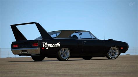 10 Cool Old Muscle Cars You Might Be Interested