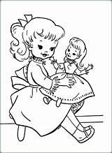 Doll American Pages Coloring Print Printable Saige Getdrawings Getcolorings sketch template