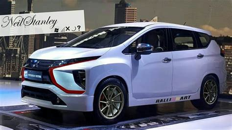 Mitsubishi Xpander Modification by Parade Digital Modification Mitsubishi Xpander