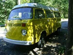 Buy Used 1974 Volkswagen Camper Westfalia Bus In Ruther