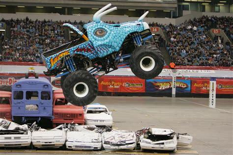 racing monster trucks 10 scariest monster trucks motor trend
