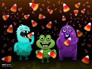 Image Gallery halloween monster wallpaper