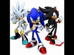 sonic ,silver,shadow,and jet the hawk - YouTube