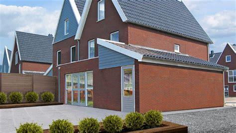 veerman parket uitbouw eerste verdieping