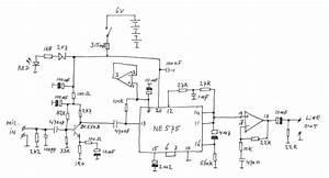 3 Input Microphone Preamplifier  U2013 Electronic Circuits And Diagram  U2013 Readingrat Net