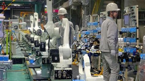Japan Companies Tap Demand To Automate Factories In China