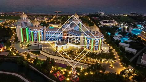 delphin  grand resort hotel youtube