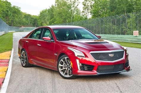 Cts Reviews by Alive And Kicking 2016 Cadillac Cts V Review