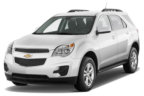 2012 Chevrolet Equinox Reviews And Rating  Motor Trend