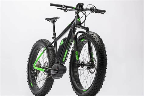e bike mountainbike cube cube nutrail hybrid 500 black 180 n 180 green 2016