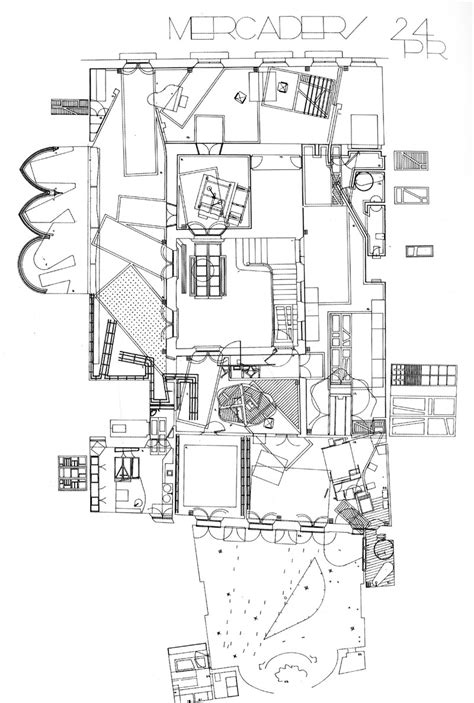 architecture floor plans maps the architectural plan as a map drawings by