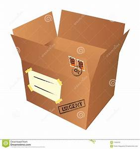 Mail Package Stock Vector  Illustration Of Scalable