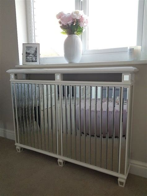 mirrored radiator cover  newport gumtree