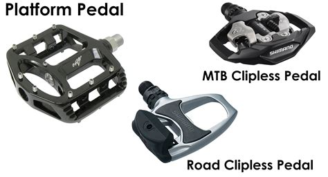 About Clipless Pedals