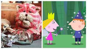 Favourite children's TV programmes: then and now - Little ...