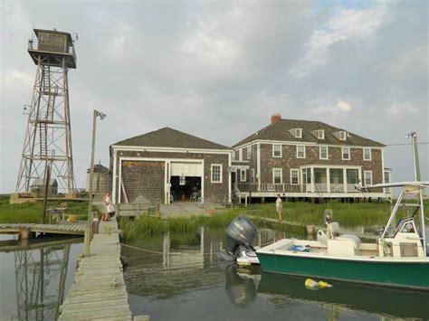 Cedar Island Coast Guard Station  Yesteryears On The