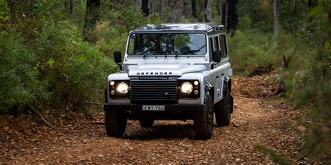 Land Rover Defender Review by 2015 Land Rover Defender 110 Review Caradvice