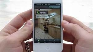 Houzz interior design app review for iphone youtube for Interior design apps for iphone