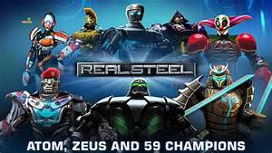 Real Steel HD 1.37.6 Mod Android Hack APK Download