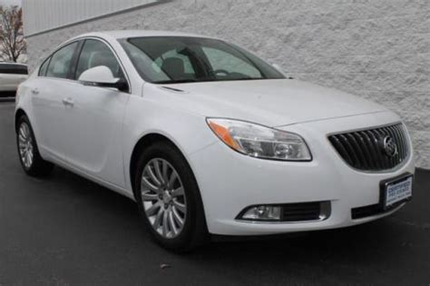 2012 Buick Regal Premium 1 by Purchase Used 2012 Buick Regal Turbo Premium 1 In 127