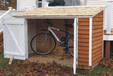 building plans  lean  sheds bike shed design plans